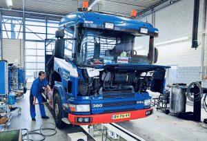 Подготовка к техосмотру грузовых автомобилей и рефрижераторов