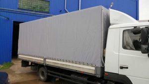 Изготовление тентов для грузовиков
